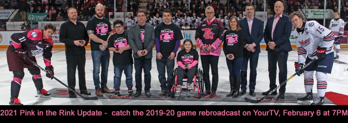 2021 Pink in the Rink Update