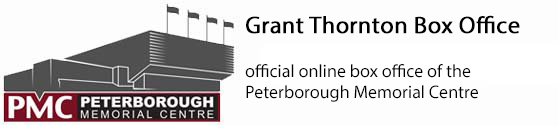 Grant Thornton Box Office, official online box office of the Peterborough Memorial Centre