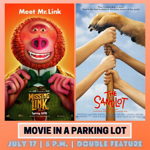 PTBOLive Summer Concert Series - Family Movie in a Parking Lot